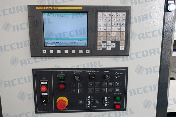 FANUC Series Oi-PO Control System for CNC Punch Press
