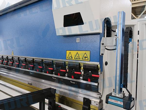 DSP Lazersafe for Accurl CNC Press Brake