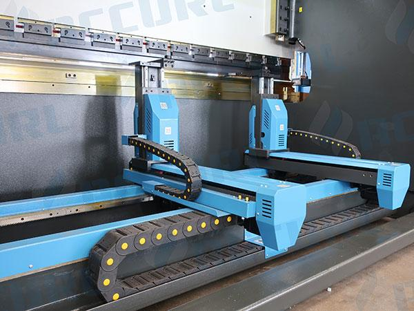 Press Brake with CNC Back Gauge for X1 X2 R1 R2 Z1 Z2-axis